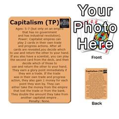 New Leader Deck By Steve Fowler   Multi Purpose Cards (rectangle)   Foigguzk1edv   Www Artscow Com Front 9