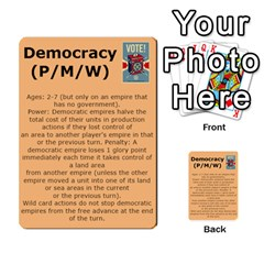 New Leader Deck By Steve Fowler   Multi Purpose Cards (rectangle)   Foigguzk1edv   Www Artscow Com Front 10