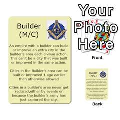 New Leader Deck By Steve Fowler   Multi Purpose Cards (rectangle)   Foigguzk1edv   Www Artscow Com Front 33