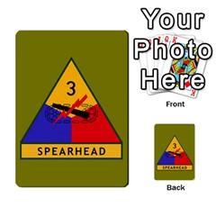 New Leader Deck By Steve Fowler   Multi Purpose Cards (rectangle)   Foigguzk1edv   Www Artscow Com Front 45