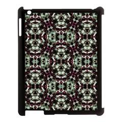 Geometric Grunge Apple Ipad 3/4 Case (black) by dflcprints