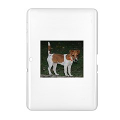 Jack Russell Terrier Full Samsung Galaxy Tab 2 (10.1 ) P5100 Hardshell Case  by TailWags