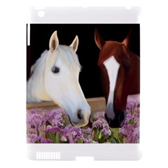 Friends Forever Apple Ipad 3/4 Hardshell Case (compatible With Smart Cover) by JulianneOsoske