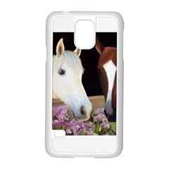 Friends Forever Samsung Galaxy S5 Case (white) by JulianneOsoske