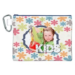 Kids By Mac Book   Canvas Cosmetic Bag (xxl)   Qubpxk89n5hj   Www Artscow Com Front