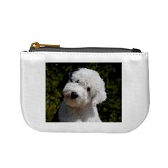 Old English Sheep Dog Pup Coin Change Purse by TailWags