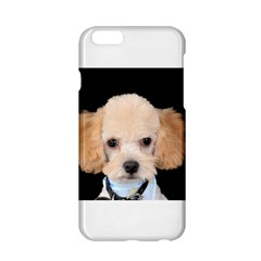 Apricot Poodle Apple iPhone 6 Hardshell Case by TailWags