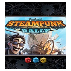 Steampunk Rally   Dice Bag (large) By Keven Ruest   Drawstring Pouch (large)   4zd3pbl33jrt   Www Artscow Com Front