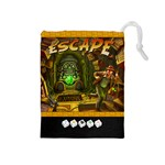 Escape - Dice Bag - Drawstring Pouch (Medium)