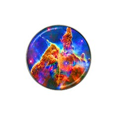 Cosmic Mind Golf Ball Marker 4 Pack (for Hat Clip) by icarusismartdesigns
