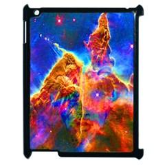 Cosmic Mind Apple Ipad 2 Case (black) by icarusismartdesigns