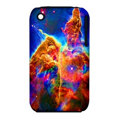 Cosmic Mind Apple Iphone 3g/3gs Hardshell Case (pc+silicone) by icarusismartdesigns