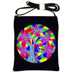 Star Seeker Shoulder Sling Bag by icarusismartdesigns