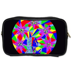 Star Seeker Travel Toiletry Bag (two Sides) by icarusismartdesigns