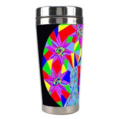 Star Seeker Stainless Steel Travel Tumbler by icarusismartdesigns