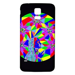 Star Seeker Samsung Galaxy S5 Back Case (white) by icarusismartdesigns
