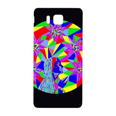 Star Seeker Samsung Galaxy Alpha Hardshell Back Case by icarusismartdesigns