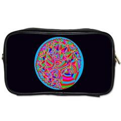 Magical Trance Travel Toiletry Bag (two Sides) by icarusismartdesigns