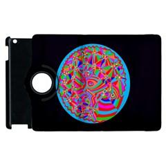 Magical Trance Apple Ipad 3/4 Flip 360 Case by icarusismartdesigns