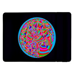 Magical Trance Samsung Galaxy Tab Pro 12 2  Flip Case by icarusismartdesigns
