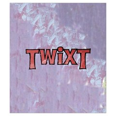 Twixt Red By Dean   Drawstring Pouch (small)   1q2twq30vbx0   Www Artscow Com Back