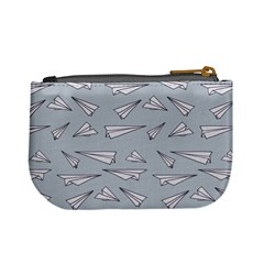 Paper Planes By Rachel   Mini Coin Purse   W6kt5je6tpua   Www Artscow Com Back