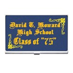 David T Howard2 - Business Card Holder