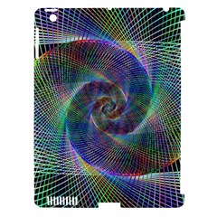 Psychedelic Spiral Apple Ipad 3/4 Hardshell Case (compatible With Smart Cover) by StuffOrSomething