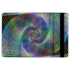 Psychedelic Spiral Apple Ipad Air 2 Flip Case by StuffOrSomething