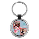 mothers day - Key Chain (Round)