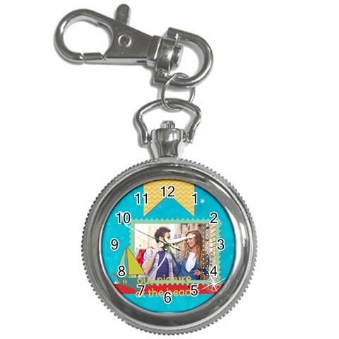 Summer By Summer Time    Key Chain Watch   Hm6v8wo6rmq9   Www Artscow Com Front