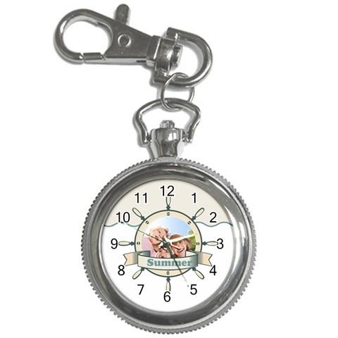 Summer By Summer Time    Key Chain Watch   3u4wf8852wgv   Www Artscow Com Front