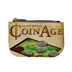 Coin Age By Dean   Mini Coin Purse   Ngk6mic779vk   Www Artscow Com Front