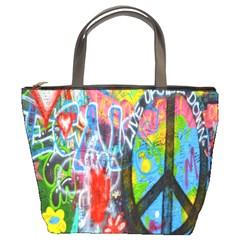 The Sixties Bucket Handbag by TheWowFactor