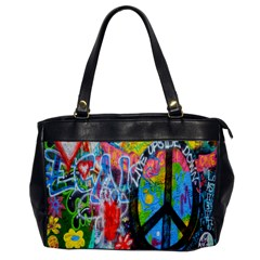 The Sixties Oversize Office Handbag (one Side) by TheWowFactor