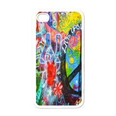 The Sixties Apple Iphone 4 Case (white) by TheWowFactor