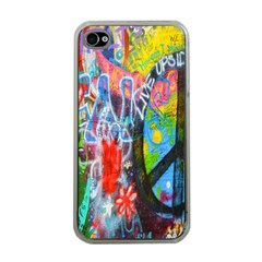 The Sixties Apple Iphone 4 Case (clear) by TheWowFactor