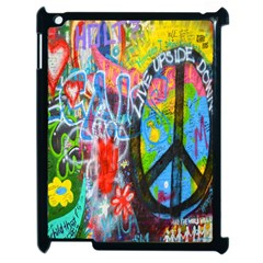 The Sixties Apple Ipad 2 Case (black) by TheWowFactor
