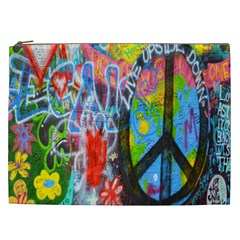 The Sixties Cosmetic Bag (xxl) by TheWowFactor