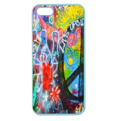 The Sixties Apple Seamless Iphone 5 Case (color) by TheWowFactor