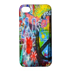 The Sixties Apple Iphone 4/4s Hardshell Case With Stand by TheWowFactor