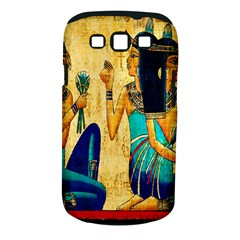Egyptian Queens Samsung Galaxy S III Classic Hardshell Case (PC+Silicone) by TheWowFactor