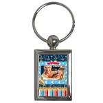 summer - Key Chain (Rectangle)