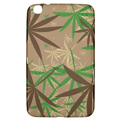 Leaves Samsung Galaxy Tab 3 (8 ) T3100 Hardshell Case  by LalyLauraFLM