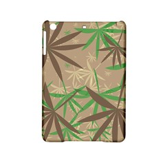 Leaves Apple Ipad Mini 2 Hardshell Case by LalyLauraFLM