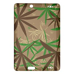 Leaves Kindle Fire Hd (2013) Hardshell Case by LalyLauraFLM
