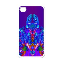 Insect Apple Iphone 4 Case (white) by icarusismartdesigns