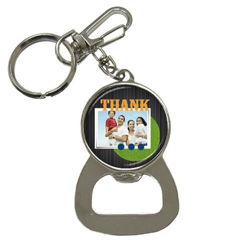 Fathers Day By Dad   Bottle Opener Key Chain   4u5n6mjdaczo   Www Artscow Com Front