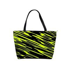 Camouflage Classic Shoulder Handbag by LalyLauraFLM