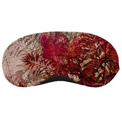 Floral Print Collage  Sleeping Mask by dflcprints